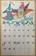 Idea for Calendar