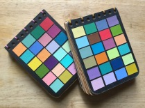 Color Block Note Pad, covers
