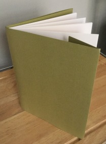 Pamphlet-Stitched Book