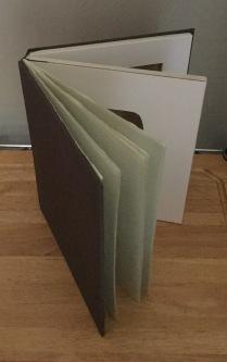 Experimental Hardbound Book