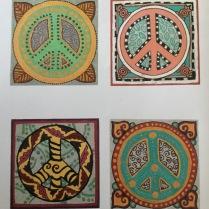 Peace! I - IV