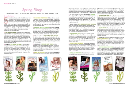 I created the plant stems in Illustrator. (We had no art budget to speak of at this magazine.)