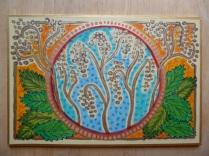 Eco Mandala I, Fall 2014