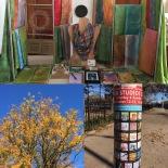 Brooklyn artist, victoriab:design, VictoriaBDesignShop, victoriabdesign, hand-painted silk scarves, hand-dyed silk scarf