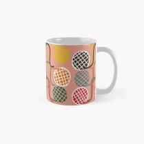 crochet croquet mug_victoriabdesign on Redbubble